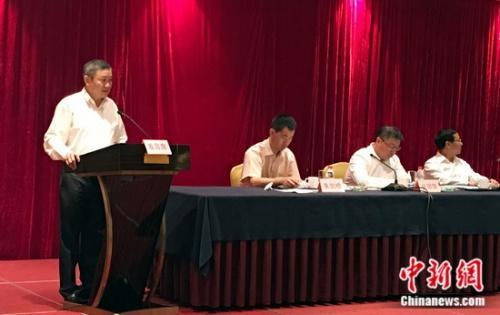 京东马健荣:京东要做积极的社会责任担当者
